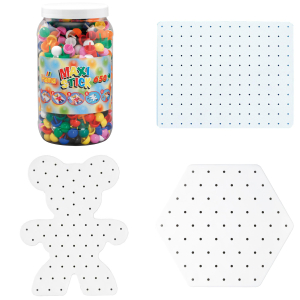 Hama Maxi Stick Beads & Pegboards