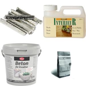 Plaster Casting / Moulds
