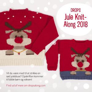 Drops KAL 2018 Christmas Jumper