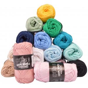 Mayflower Cotton 8/4 Mercerized