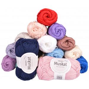 DROPS Muskat - Egyptian Mercerized Cotton