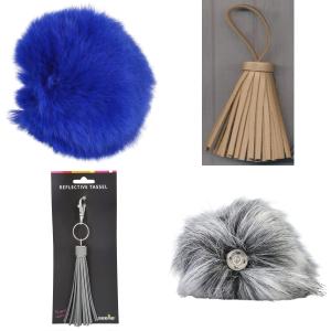 Pompons / fur ball
