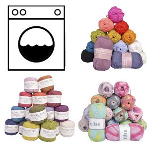 Machine Washable Yarn