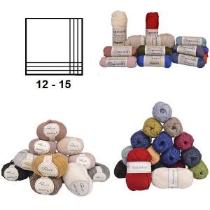 Yarn indexed after gauge