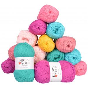 DROPS Loves You 7 - Cotton 8/4