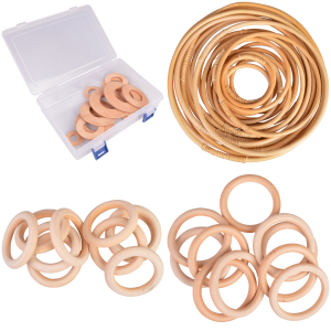 Curtain Rings/Rings for Crochet