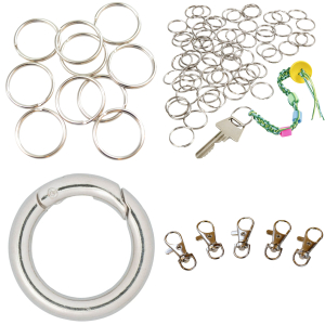 Carabiners/Keychains/Clasps