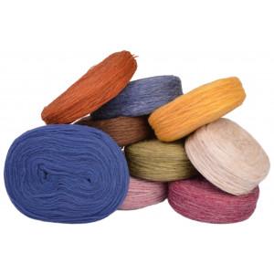Unspun Plate Yarn