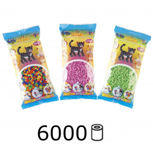 Hama Midi 6,000 beads