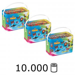 Hama Midi 10,000 beads