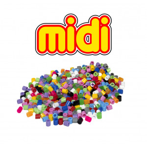Hama Midi Beads & Pegboards - Normal size