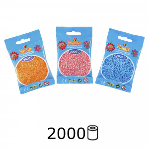 Hama Mini 2,000 Beads