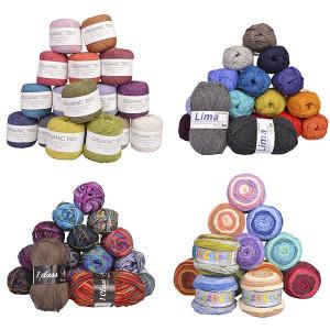 Yarn Brands