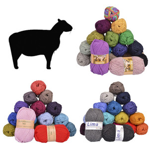 Wool Yarn - sheep
